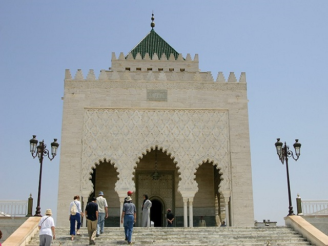 Mohamed V Mausoleum