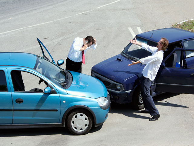 Have You Been Involved in a Vehicle Accident Recently?