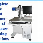 Various Type of UV Laser Marking Machines