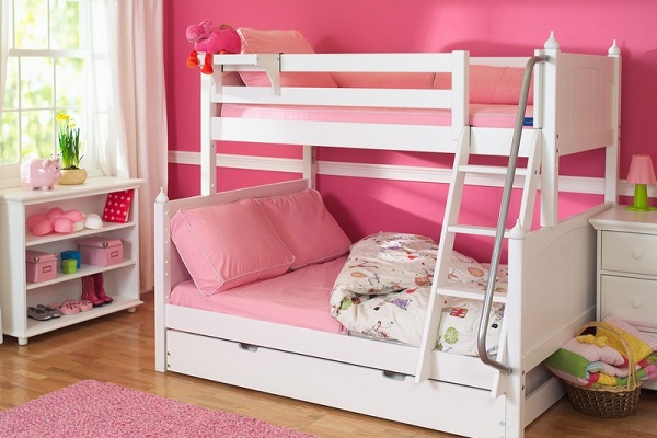 Buy Bunk Beds With Stairs In An Affordable Price For Your Kids