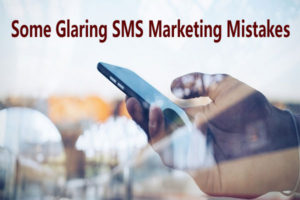 SMS Marketing Mistakes