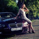 girls car