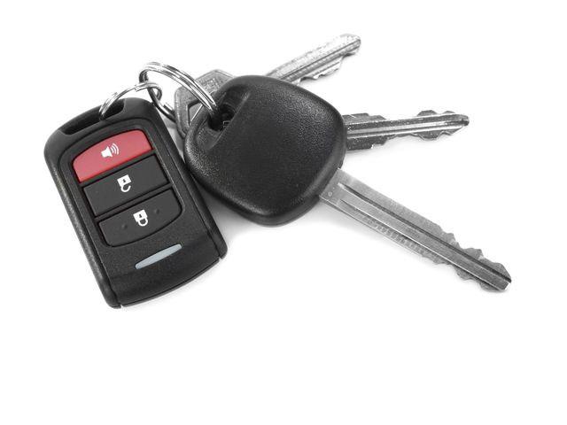 Extra Car Keys