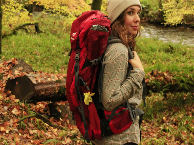 Backpacking Tips for Girls