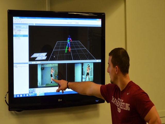 Technology Improves Sport Performance