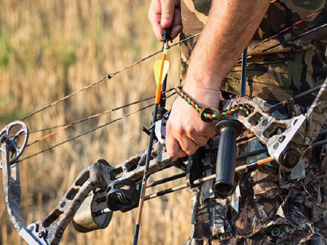 right hunting equipment