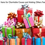 10 Gift Items for Charitable Causes and Making Others Feel Loved
