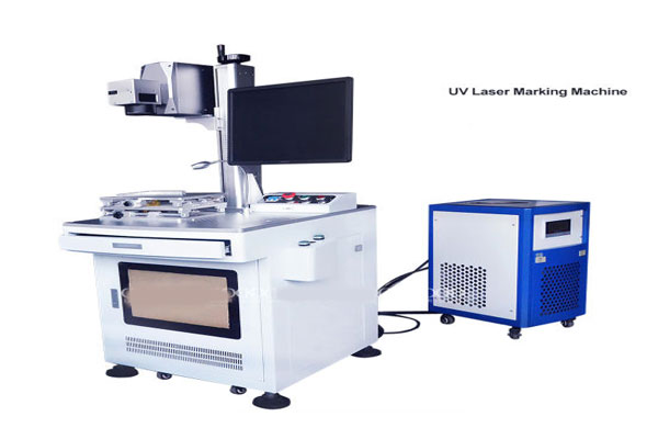 Quality of the UV laser marking