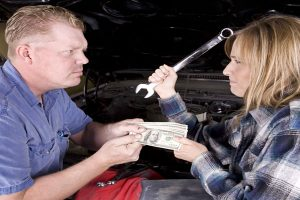 Get Ripped off by Mechanics