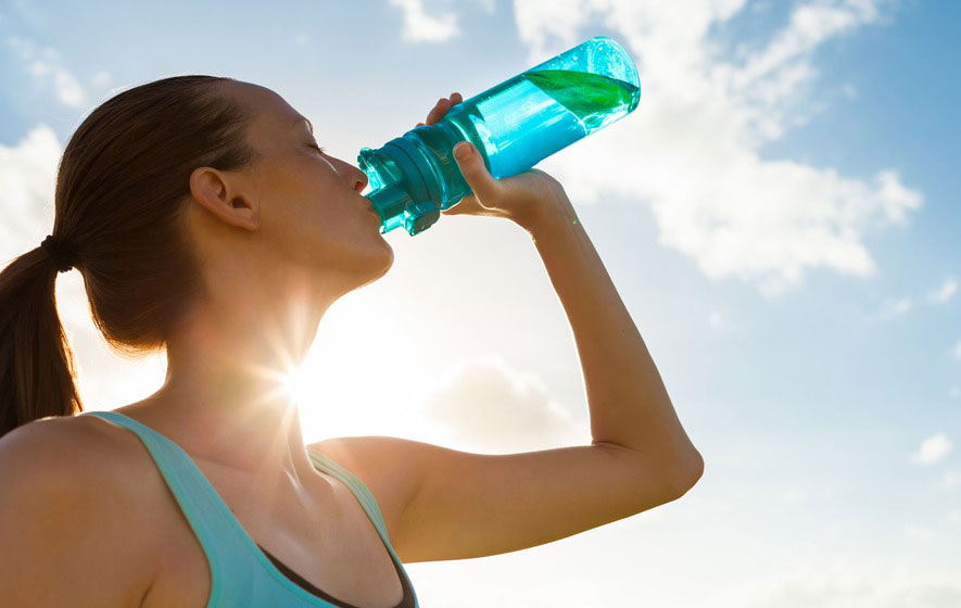 drinking water for good health