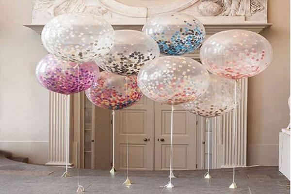 Small Balloons