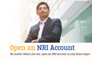 Open NRI FD Account