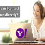Contact Yahoo