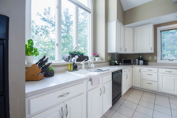 Honed Granite Worktops