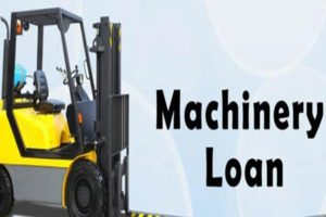 Loan Against Machinery