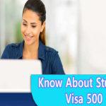 Student Visa 500