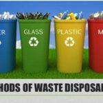 Waste Disposable Management