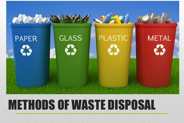 Waste Disposable Management