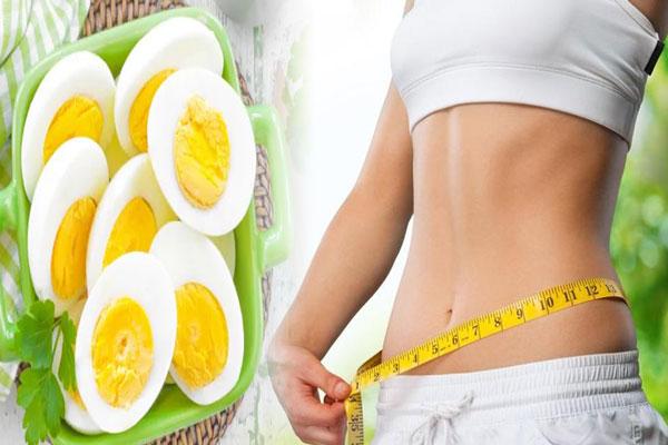 Boiled eggs diet