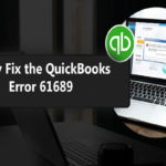 QuickBooks Error 61689