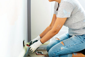 Tenant Responsible for Repairs