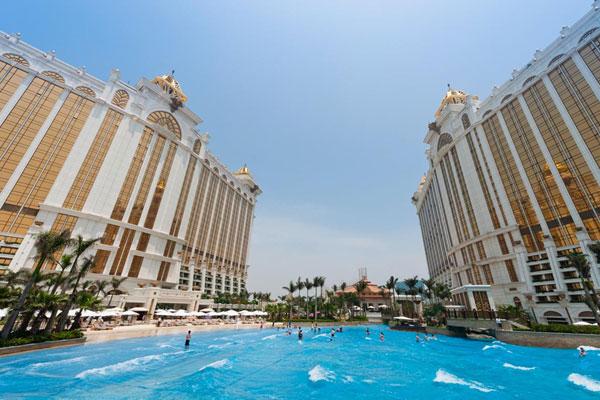 Visit in Macau