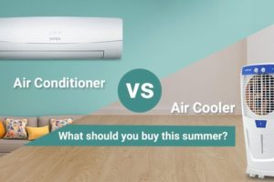 Air cooler Vs. AC