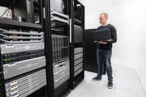 Unmetered Servers