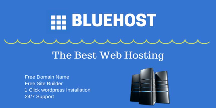 Bluehost is a Cheap Web Host with Good Quality