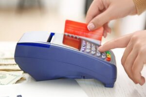 Business' Advantages of Credit Card Machines